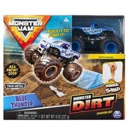 Gund/Spinmaster Monster Jam, Monster Dirt Starter Set