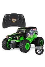 Gund/Spinmaster Monster Jam, Remote Control Monster  Truck, 1:24 Scale