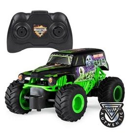 Gund/Spinmaster Monster Jam, Remote Control Monster  Truck, 1:24 Scale