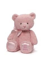 Gund/Spinmaster My 1st Teddy Pink 15