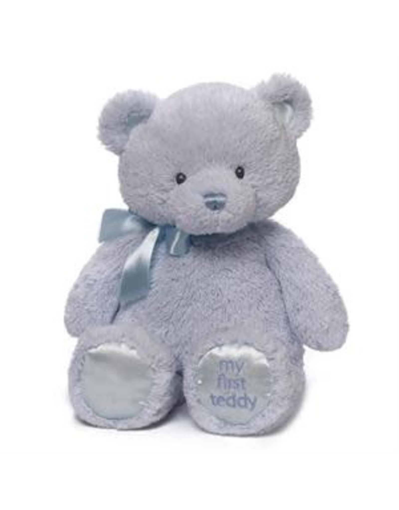 Gund/Spinmaster My 1st Teddy Blue 15
