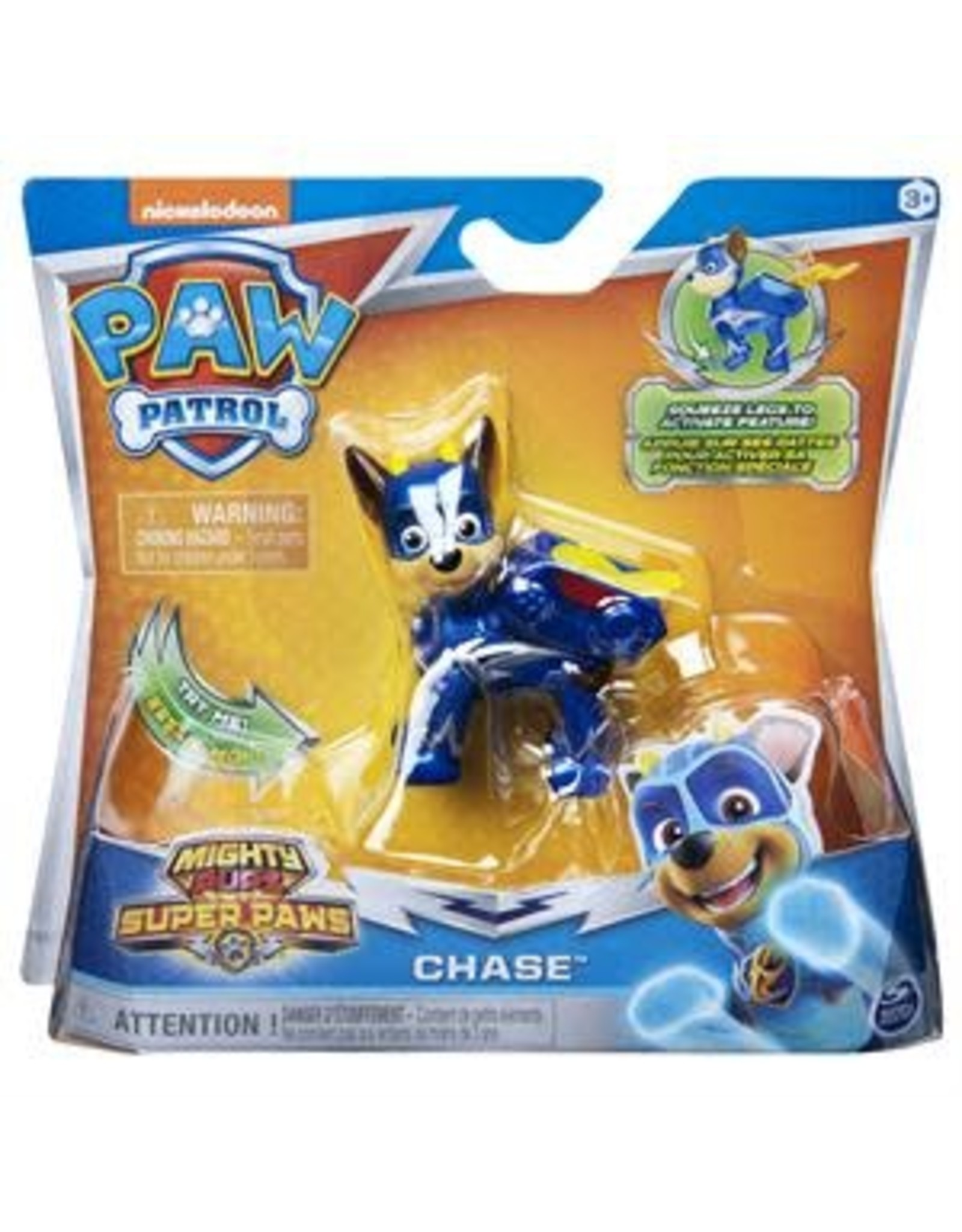 Gund/Spinmaster PAW Patrol, Mighty Pups Super PAWs  Figure