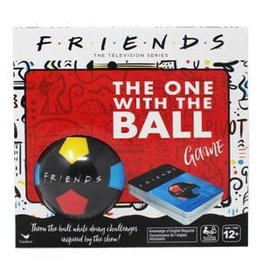 Gund/Spinmaster Friends '90s Nostalgia TV Show, The One With The Ball Party Game, for Teens and Adults