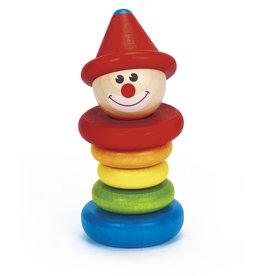 HAPE INTERNATIONAL Happy Clown Rattle