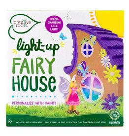 Horizon Group Light Up Fairy House