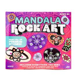 Horizon Group Mandala Rock Art