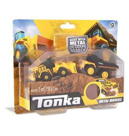 SCHYLLING METAL MOVERS COMBO PK - TONKA