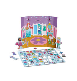 MELISSA & DOUG Magnetivity - Dress & Play Fashion
