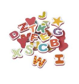 MELISSA & DOUG Tub Stickables - Alphabet