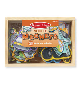 MELISSA & DOUG Vehicle Magnets