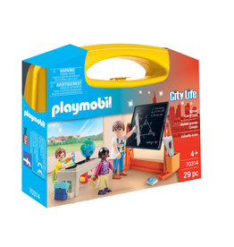 PLAYMOBIL U.S.A. School Carry Case