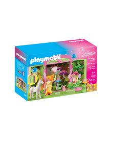 PLAYMOBIL U.S.A. Fairy Garden Play Box