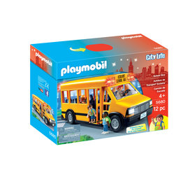 PLAYMOBIL U.S.A. SCHOOL BUS