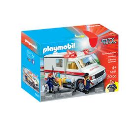 PLAYMOBIL U.S.A. Rescue Ambulance
