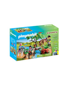 PLAYMOBIL U.S.A. Country Horseback Ride