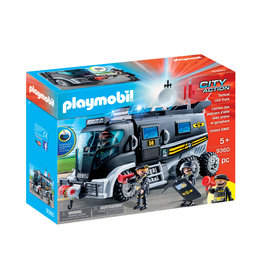 PLAYMOBIL U.S.A. Tactical Unit Truck