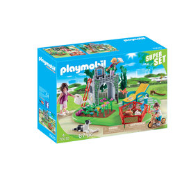 PLAYMOBIL U.S.A. SuperSet Family Garden