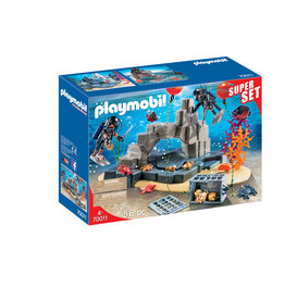 PLAYMOBIL U.S.A. SuperSet Tactical Dive Unit