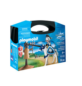 PLAYMOBIL U.S.A. Knights Jousting Carry Case