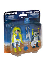 PLAYMOBIL U.S.A. Astronaut and Robot Duo Pack