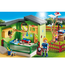 PLAYMOBIL U.S.A. Purrfect Stay Cat Boarding