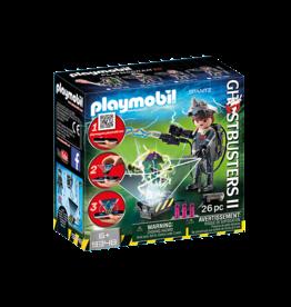 PLAYMOBIL U.S.A. Ghostbuster Raymond Stantz