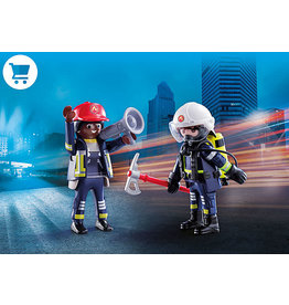 PLAYMOBIL U.S.A. Rescue Firefighters