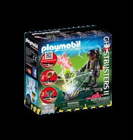 PLAYMOBIL U.S.A. Ghostbuster Winston Zeddemore