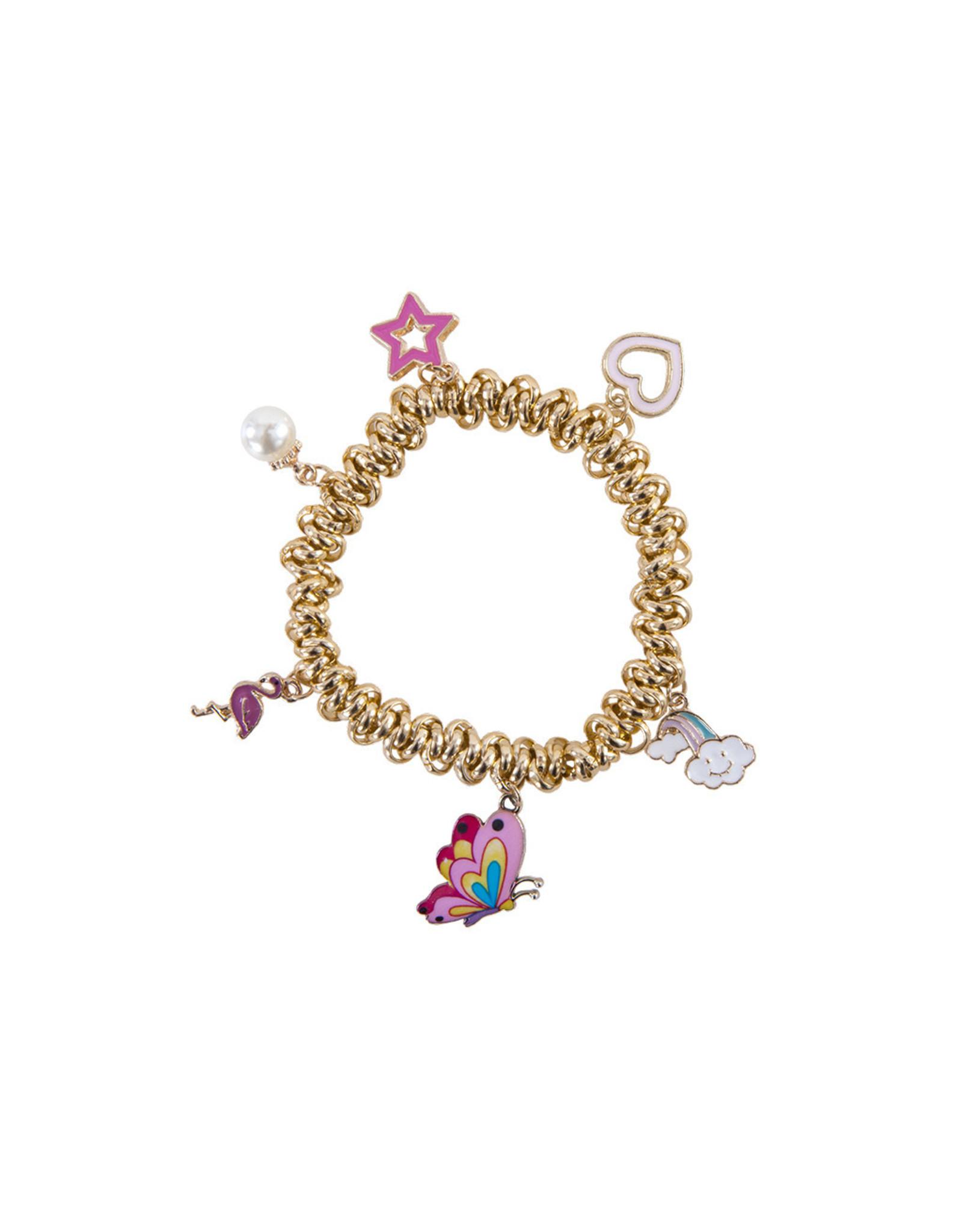 CREATIVE EDUCATION Charm-ed & Chain Bracelet
