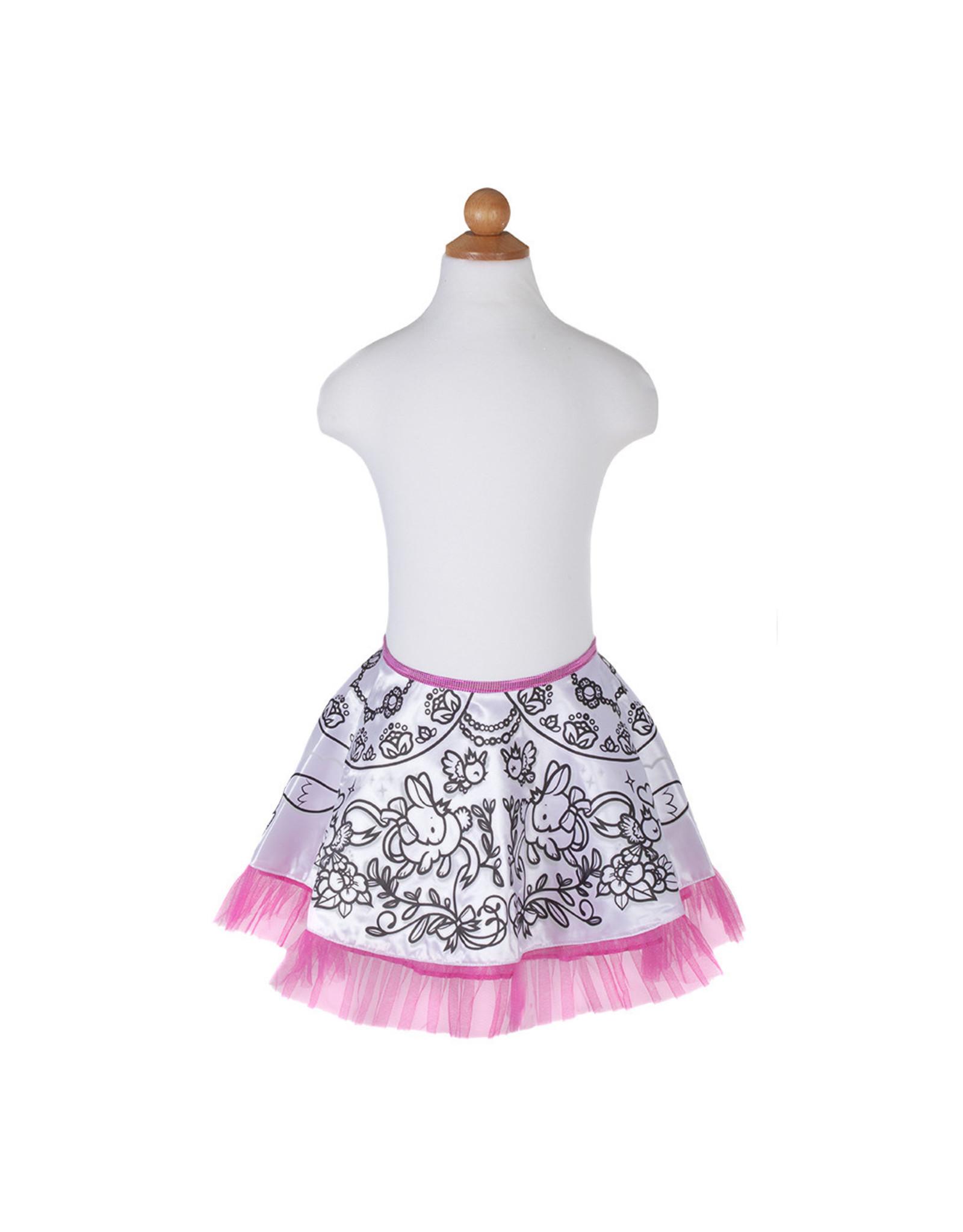 CREATIVE EDUCATION Colour a Skirt
