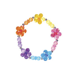 CREATIVE EDUCATION Flower Rainbow Power Bracelet