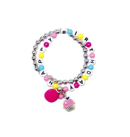 CREATIVE EDUCATION Happy Birthday Bracelet (2 pcs)
