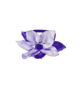 CREATIVE EDUCATION Lilac Mermaid Dress & Headband, Blue Lilac, Size 5-6
