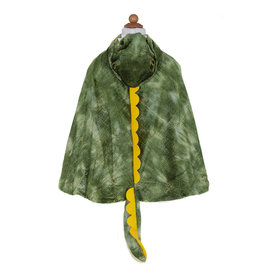 CREATIVE EDUCATION T-Rex Hooded Cape, Size 4-5