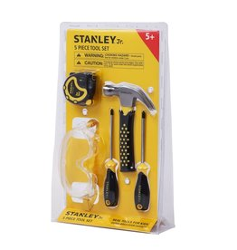 Stanley Jr 5 Pieces Toolset