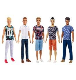 MATTEL BRB: Fashnst Boy Doll Ast