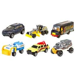 MATTEL Match Box Car Collection