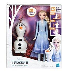 Hasbro FRZ2: Olaf & Elsa