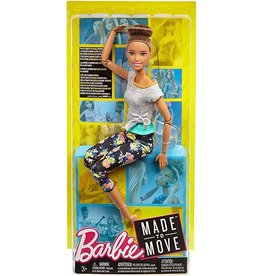 Hasbro Barbie Made to Move Doll