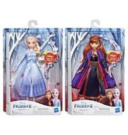 Hasbro FRZ2: Singing Doll Ast