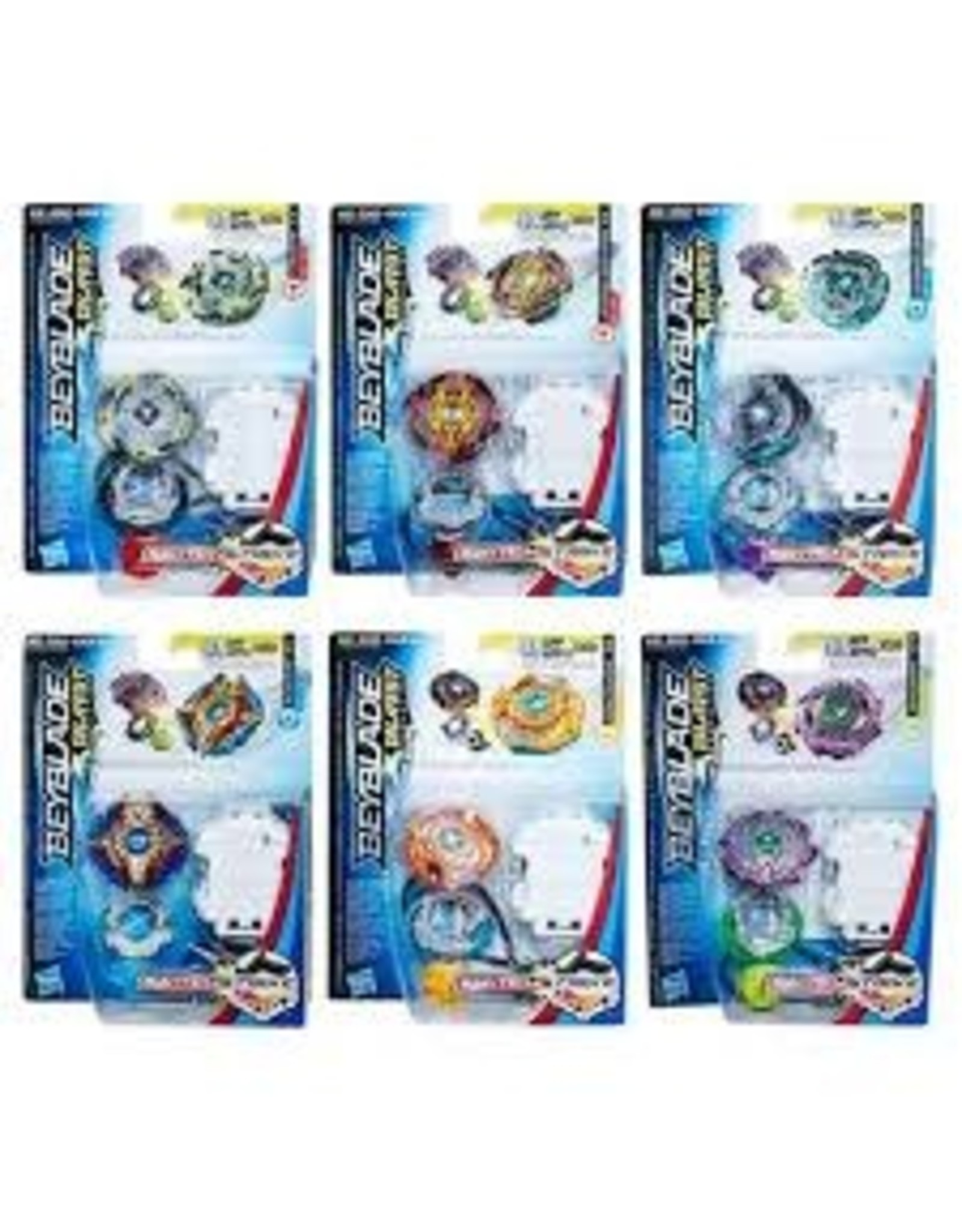 Hasbro BEY: Switchstrike Starter Pack Ast