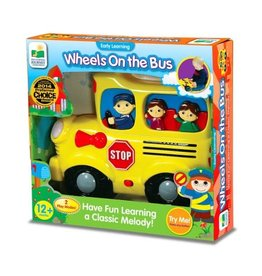 The Learning Journey Early Learning - Wheels on the Bus