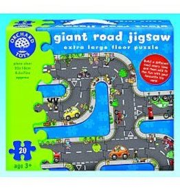 The Original Toy Company Giant Road Jigsaw