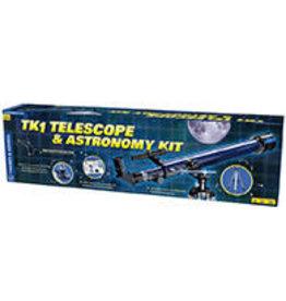 Signature TK1 Telescope & Astronomy Kit