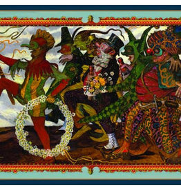 "Art & Fable Puzzle Company Carnival Parade; 500-pc ""Velvet-Touch"""