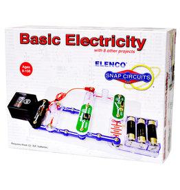 ELENCO ELECTRONICS Snap Circuits Basic Electricity