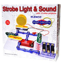 ELENCO ELECTRONICS Snap Circuits Strobe Light & Sound