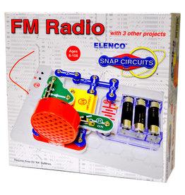 ELENCO ELECTRONICS Snap Circuits FM Radio
