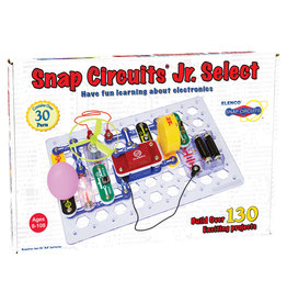 ELENCO ELECTRONICS Snap Circuits Jr. Select 130-in-1