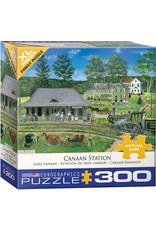 EUROGRAPHICS Canaan Station by Bob Fair
